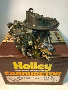 New Holley 2300 1975 1976 Ford Mustang 302 Carburetor