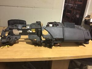 1993 1996 Chevrolet Camaro Dash Instrument Carrier Assembly Used
