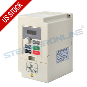2 2kw 20a 110v 3hp Vfd Variable Frequency Drive Motor Inverter For Spindle Motor