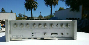 Pts 160 Frequency Synthesizer 0 1 160mhz Programmed Test Source Model 160 B7020
