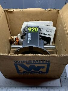 New Winsmith D 90 Type se Gear Reducer 920mwts2100ca8 5 1 Ratio 0 54hp 2 14hp
