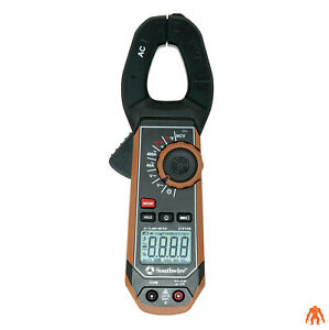 Southwire 21510n Deluxe Ac Catiii 600v 400 amp Clamp Meter