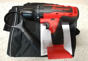 Snap On Cdr8850h 18 Volt 1 2 Monster Lithium Ion Hammerdrill Tool Only New