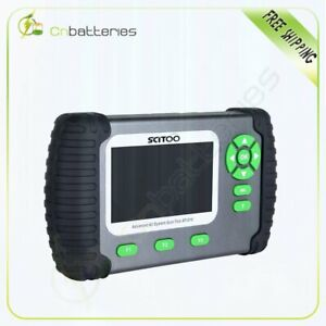 Obd Obd2 Code Reader Car Engine Abs Airbag Oil Diagnostic Tool Scanner Kwp2000