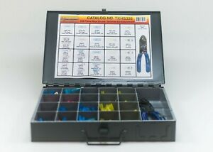 Mize Wire Usa 320 Pc Master Heat Shrink Terminal Kit Tkhs320