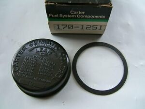 Carter 170 1251 Choke Thermostat For Carter Yf 70 78 Amc Jeep