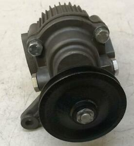 New 1968 Porsche 912 1 6l Oem Smog Air Pump With Pulley Supercharger Style Rare