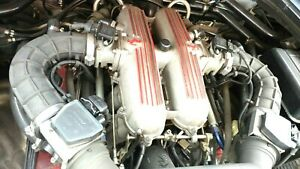 Ferrari 348 Parts Engine Long Block Perfect Condition No Leaks Just Serviced