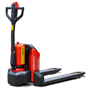 Noblelift Pte33n edge Electric Pallet Jack 3300 Lbs Capacity 27 w X 45 l