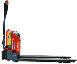 Noblelift Pte33n edge Electric Pallet Jack 3300 Lbs Capacity 21 w X 45 l