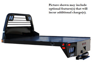 New Cm Ss Replacement Flatbed 501377 Ford Dually Long Bed Fits 2016 And Before