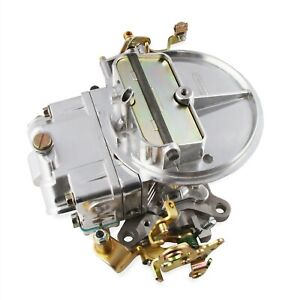 Holley 500 Cfm Performance 2bbl Carburetor Aluminum 0 4412sa