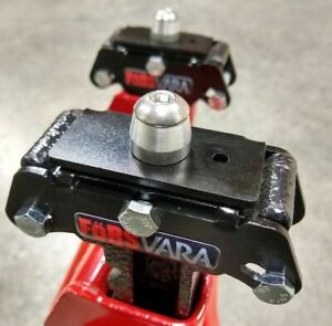 Jack Stand Adapters Tesla Porsche Universal Fit Compact Version Set Of Two