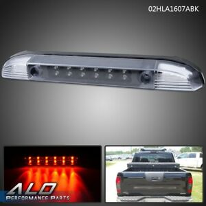 Rear Led 3rd Third Brake Tail Light Lamp For 2001 2004 Nissan Frontier Pickup