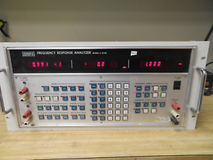 Venable Industries Model S 5720 Frequency Response Analyzer Nu37