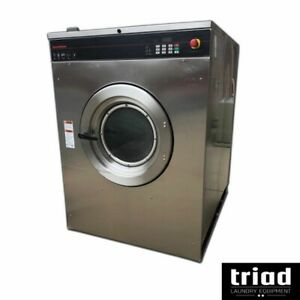 09 Speed Queen 80lb Opl 1ph Commercial Washer Dexter Huebsch Unimac Ipso Hotel