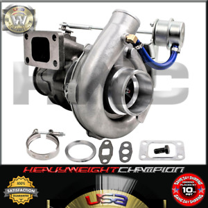 T04e T3 t4 V band Turbocharger Turbo Ar 50 63 With Internal Wastegate Bearing