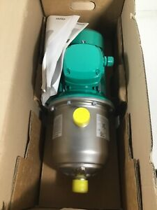 New Wilo Mhi204n 1 e 3 460 60 2 oem 43 Stainless Steel Centrifugal Pump