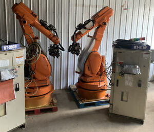 1 abb Irb3000 Robot Arm W Controller Pendant warranty multiple In Stock