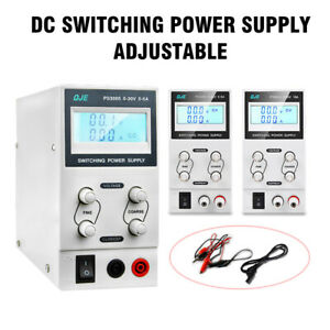 0 60v 0 10a Variable Digital Regulated Dc ac Switching Power Supply Adjustable