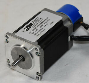 Applied Motion Brushless Servo Motor V0200 214 b 000 48v 5 7a 200w Encoder