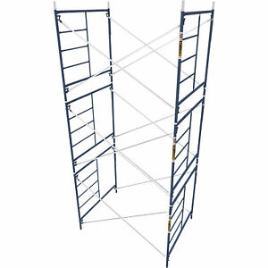 Metaltech Saferstack 5ft X 5ft X 7ft Mason Frame set Of 3 m mfs606084k3