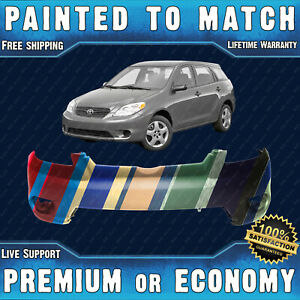 New Painted To Match Front Bumper Replacement For 2005 2008 Toyota Matrix 05 08