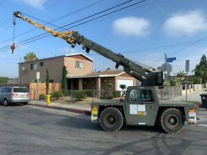 Grove Ap 308 Carrydeck Crane 8 5 Ton Capacity Excellent Condition