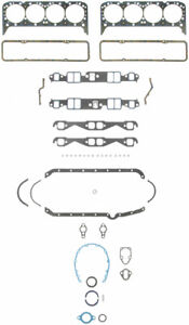 Fel pro 2802 Full Engine Gasket Kit Fits Small Block Chevy Automotive Parts