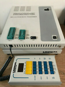 Logical Devices Inc Prompro 8x Mos Ee eprom micro Programmer