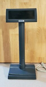 Epson Pole Display With Stand Base Dm d110 112 Usb