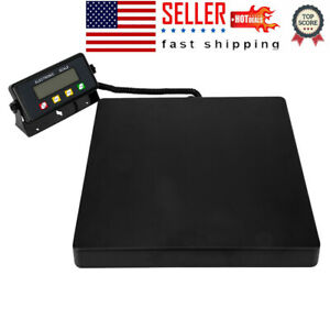 300kg Heavy Duty Digital Shipping Mail Postal Scale Electronic Balance Weight Us