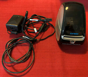 Dymo Labelwriter 450 Turbo Label Thermal Printer W cables Original Box