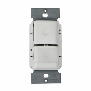 Watt Stopper Wa 200 Passive Infrared Wall Switch Occupancy Sensor White