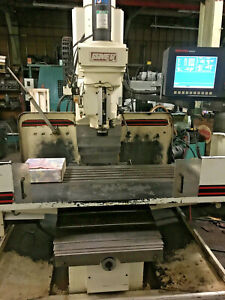 Fryer Mb 15 Vertical Cnc Bed Mill