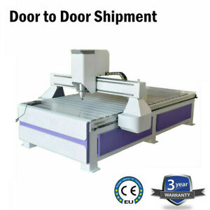 51 X 98 1325 Ad And Woodworking Cnc Router Machine With 3kw Spindle 220v