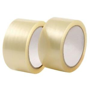 Packing Tape 36 Rolls 2 7 Mil 60 Yards 180ft Heavy Duty Sealing Moving Box