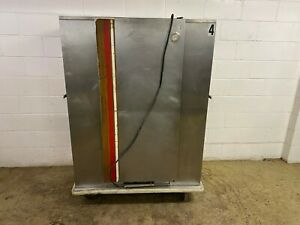 Carter Hoffman Portable Heated Holding Cabinet 200 Degrees 120 Volt Tested