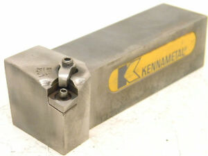 Used Kennametal Carbide Insert Turning Tool Dclnr 244d 1 50 shank