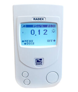 Radex Rd1503 Safety Pro With Dosimeter Radiation Detector Geiger Counter