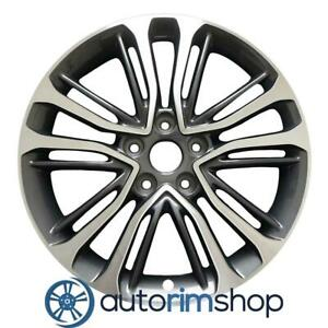 Hyundai Veloster 2016 2017 18 Oem Wheel Rim W Out Tpms Slot