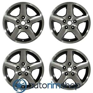 Jeep Grand Cherokee 2005 2006 2007 17 Oem Wheels Rims Full Set