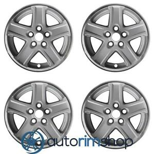 Jeep Liberty 2005 2006 16 Oem Wheels Rims Full Set