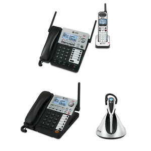 At t Sb67138 4 line Small Business System Dect 6 0