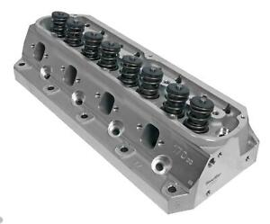 Oem Trick Flow Twisted Wedge 170 Cylinder Head For Small Block Ford 51410002 m58