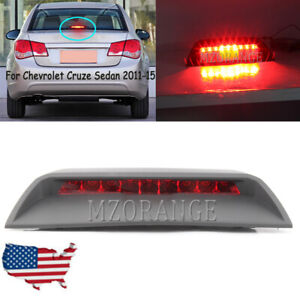 High Third Brake For Chevrolet Cruze Sedan 2011 2012 13 14 2015 3rd Tail Light