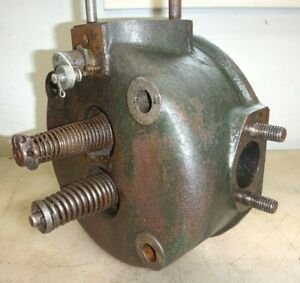 Head For 6hp Ihc M Igniter Style Old Gas Engine Very Nice International Original