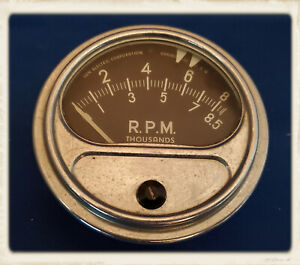 Vintage Sun Tachometer Rc 85 And Eb 9a Transmitter Pre 1963