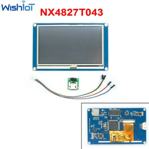 Nextion 4 3 Hmi Lcd Display Module Tft Touch Panel For Arduino Nx2432t043