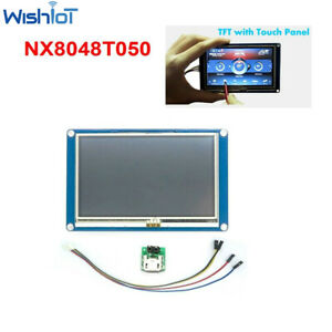 5 0 In Nextion Enhanced Hmi Touch Display Lcd Module For Arduino Raspberry Pi